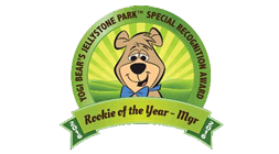 Jellystone Park Rookie of the Year Mgr